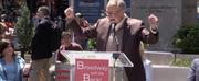 VIDEO: Senator Chuck Schumer & More Celebrate Broadways Return in Times Square