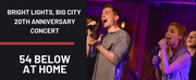 WATCH: Bright Lights, Big City 20th Anniversary Concert for Tonight\
