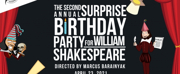 Phoenix Theatre Hosts Second Annual Surprise Birthday Party For William Shakespeare Photo