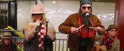 VIDEO: Morissette and Fallon Perform in Disguise in NYC Subway