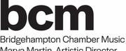 Bridgehampton Chamber Music Festival 2021 Returns Live August 4 - 22 Photo