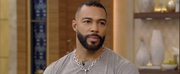 VIDEO: Omari Hardwick Talks About His Mom on LIVE WITH KELLY AND RYAN