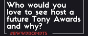 BWW Prompts: Who Should Host A Future Tony Awards and Why? Photo