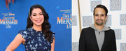 Aulii Cravalho and Lin-Manuel Miranda to Host Watch Party for The Wonderful World of Disne Photo