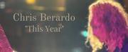 Chris Berardo Announces Christmas Song Ahead of Concert Return
