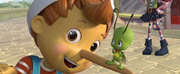 Free Family Outdoor Screenings Including PINOCCHIO AND FRIENDS, October 30