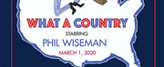 The Richmond/Ermet Aid Foundation Announces A Special Benefit Cabaret featuring San Francisco Native, Phil Wiseman