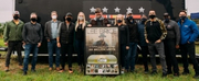 Lee Brice Surprised With Multiple Career Accomplishments Celebration Photo