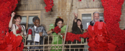 Photos: HADESTOWN Company Celebrates First Performance Back on Broadway