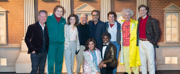 Photos: Huey Lewis Stops By BACK TO THE FUTURE The Musical