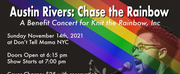 Austin Rivers to Make NYC Debut In Benefit Concert For Knit The Rainbow, Inc.