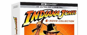 INDIANA JONES 4-MOVIE COLLECTION Coming June 8 Photo