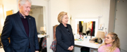 Photo Flash: The Clintons Head West At OKLAHOMA! On Broadway