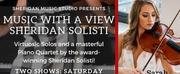 Pianist Susan Merdinger And The Sheridan Solisti to Perform Concert at Sheridan Music Stud