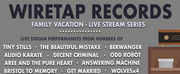 Wiretap Records Announces Month-Long Live Stream Series