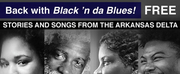 Musicians from the Arkansas Delta Featured in BLACK N DA BLUES Photo