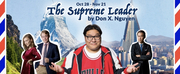 Dallas Theater Center Announces THE SUPREME LEADER Beginning October 28th