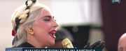 VIDEO: Lady Gaga Performs the National Anthem at the Inauguration Photo