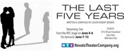 THE LAST FIVE YEARS Will Stream From Novato Theater Company Next Month Photo
