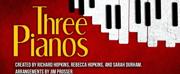 Florida Studio Theater Presents THREE PIANOS Photo