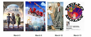 Segerstrom Center for the Arts Announces March Movies on the Argyros Plaza Photo