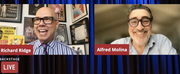 VIDEO: Alfred Molina Visits Backstage LIVE with Richard Ridge- Watch Now!
