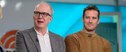 VIDEO: Armie Hammer and Tracy Letts Talk Starring in THE MINUTES Photo