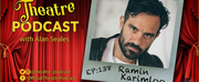 Ramin Karimloo Joins THE THEATRE PODCAST WITH ALAN SEALES Photo