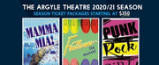 Joe Iconis Musical PUNK ROCK GIRL Will Premiere at the Argyle Theatre; Full 2020-21 Season Announced!
