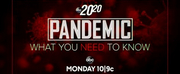 ABC News Announces Live 20/20 Prime-Time Special on COVID-19 Outbreak