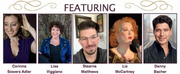 BWW Feature: Cabaret and Broadway Performers Appear In Bloomfield Outdoor Dinner & Con Photo