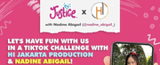 Hi Jakarta Production Launches TikTok Contest With Justice Photo