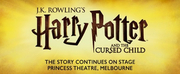 Melbourne Production of HARRY POTTER AND THE CURSED CHILD Suspended Through June