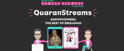 Exclusive: Ben Rimalower's Broken Records QuaranStreams- Showstoppers: The Best of Broadway