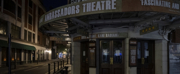 Photo Flash: A Look at the Dark Theatres of the West End, in Support of Scene/Change Photo