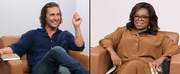 Oprah Interviews Matthew McConaughey on THE OPRAH CONVERSATION Photo