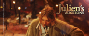 Kurt Cobains MTV Unplugged Guitar to Headline Juliens Auctions Music Icons