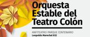 Teatro Colon Presents a Free Concert Photo