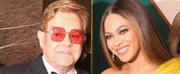 Photo Flash: Beyonce, Elton John Attend European Premiere of THE LION KING