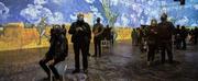 Immersive Van Gogh San Francisco Announces Collaboration With Villa San Francisco Photo