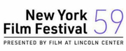 Film at Lincoln Center Announces Dates for NEW YORK FILM FESTIVAL Photo