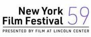 Film at Lincoln Center Announces Dates for NEW YORK FILM FESTIVAL Photo