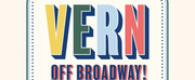 VERN Will Open Off-Broadway This Week Photo