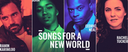 SONGS FOR A NEW WORLD Comes to Stream.theatre From 21 February Photo