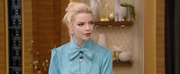 VIDEO: Anya Taylor-Joy Talks About Learning English as a Child on LIVE WITH KELLY AND RYAN