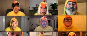 VIDEO: Jason Alexander, Yvette Nicole Brown, Patina Miller and More Don Chicken Costumes f Photo