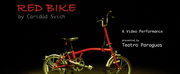 Teatro Paraguas Presents Video Performance of RED BIKE Photo