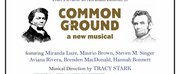 COMMON GROUND Special Book-in-Hand Presentation Set For New York In December