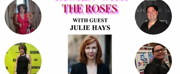 Julie Hays Appears as Guest on TAWKIN WITH THE ROSES Photo