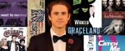 Look Back on Aaron Tveit's Career As He Returns to Bway in MOULIN ROUGE!